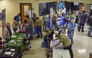 TSTC in Marshall Hosts Industry Job Fair