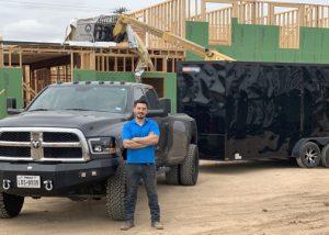 TSTC Welding Tech Alum Yordan Rueda