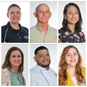 TSTC in Waco Employees Recognized With Statewide Award