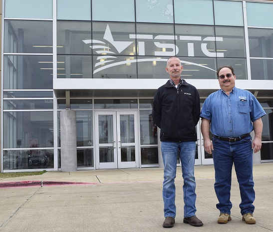 TSTC in North Texas Employees Recognized With Statewide Award
