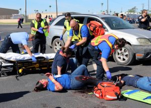 TSTC Mock Disaster Drill