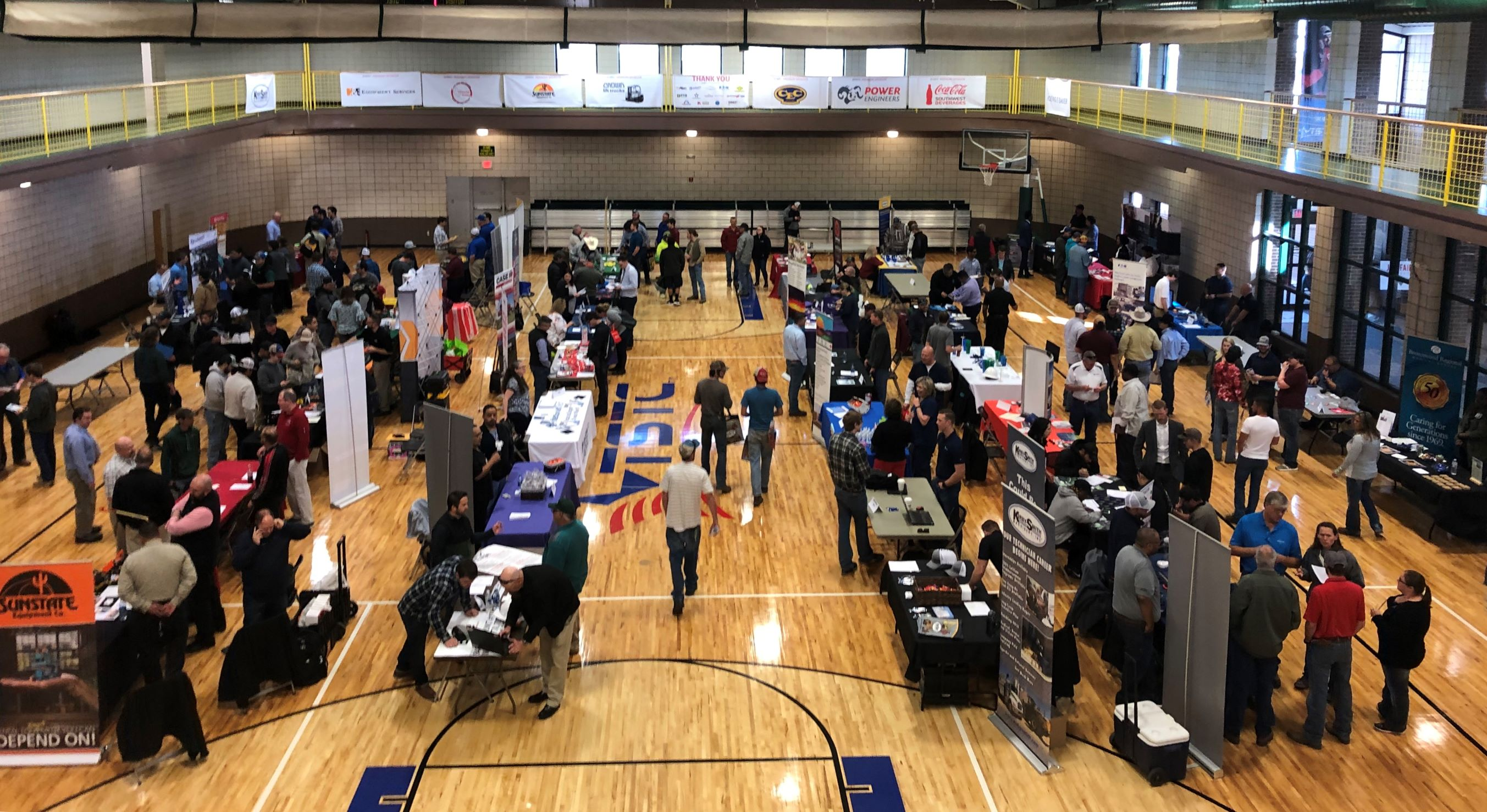 More Than 50 Companies Represented at TSTC Industry Job Fair