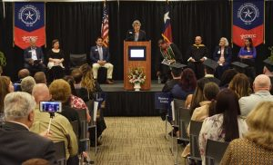 TSTC in East Williamson County Holds Spring Commencement
