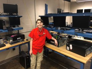 TSTC Student Overcomes Health Issues to Compete at SkillsUSA Nationals
