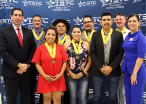 TSTC Board of Regent Honor Graduates