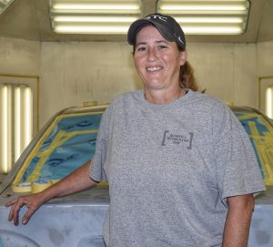 TSTC Auto Collision Student Receives National Scholarship