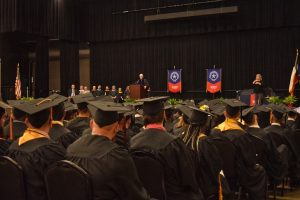 TSTC Holds Spring Commencement in Waco
