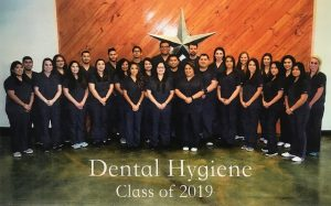TSTC Dental Hygiene Class of 2019