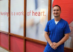 Jesus Herrera TSTC nursing alum