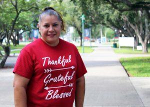 TSTC student Nelda Chavez