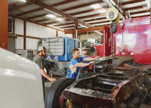TSTC Diesel Equipment Technology