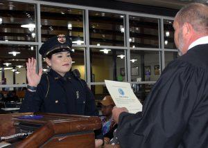 TSTC Police Officer Lleana Granados