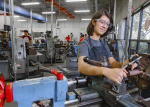 TSTC Precision Machining Technology