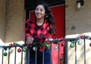 TSTC Housing student Josephine Delgado
